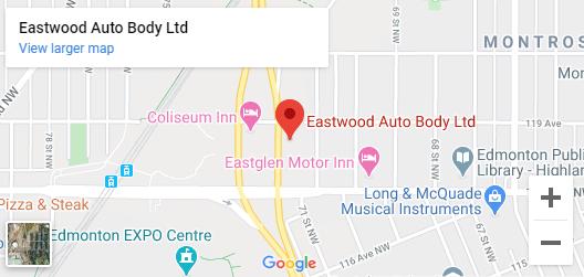 Eastwood Auto Body Ltd Auto Shop